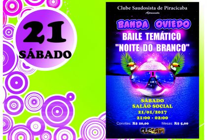 Noite do Branco Banda Oviedo